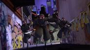 Foot Clan ninjas
