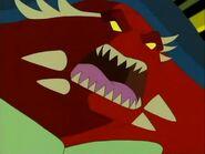 Dark Raph roars