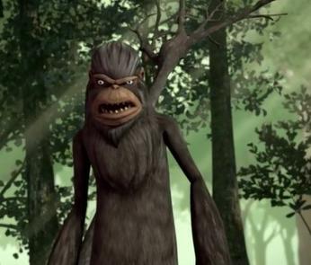 Bigfoot 2012 Tv Series Tmntpedia Fandom Powered By Wikia