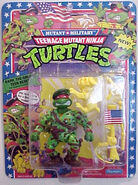 Raph, the green teen beret