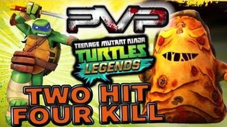 TMNT Legends PVP battles Teenage Mutant Ninja Turtles Legends Gameplay TMNTLegends TMNTPVP TMNT