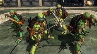 Teenage Mutant Ninja Turtles Mutants in Manhattan - Gameplay Walkthrough