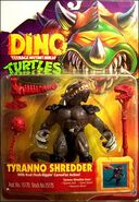 Tyranno Shredder 1997 figure