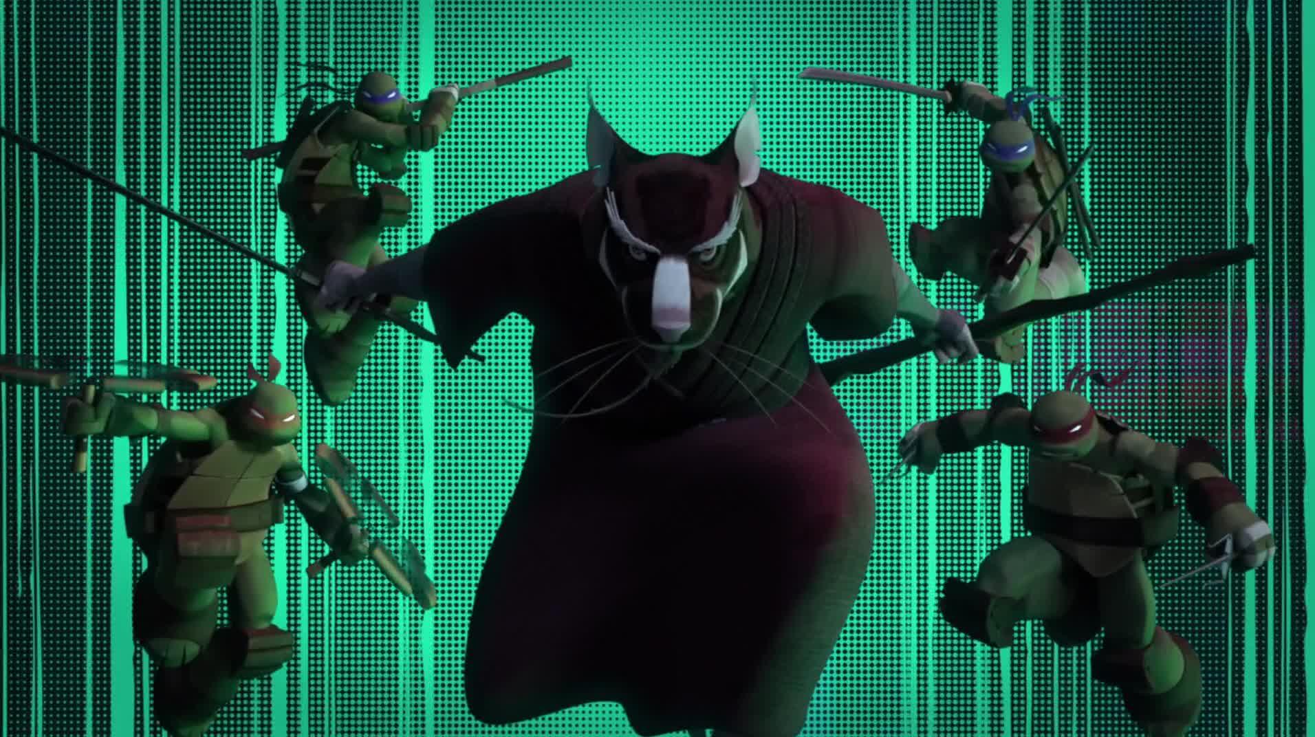 Amazoncom Teenage Mutant Ninja Turtles Splinter Toys