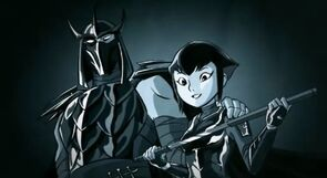 Karai and Shredder