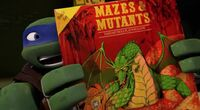 Mazes and mutants leo