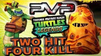 TMNT Legends PVP battles Teenage Mutant Ninja Turtles Legends Gameplay TMNTLegends TMNTPVP TMNT