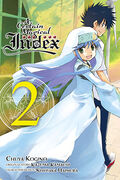 A Certain Magical Index Manga v02 cover