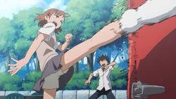 Toaru Majutsu no Index E10 04m 25s
