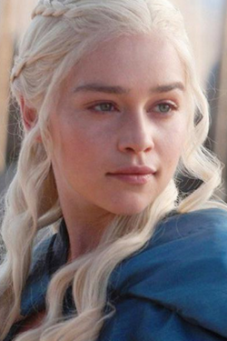 Danerys Targaryen -GoT