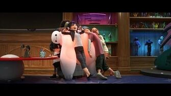 Big Hero 6 - Official US Trailer 2