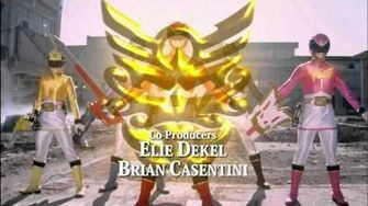 Power Rangers Megaforce - Official Opening Theme 2 (1080p HD)