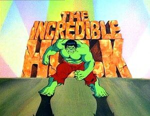 The Incredible Hulk 1982