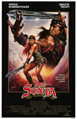 Red Sonja 1985