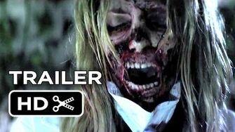 Cabin Fever Patient Zero Official Trailer 1 (2014) - Sean Astin Horror Movie HD