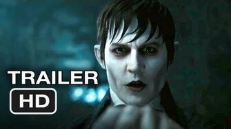 Dark Shadows - Official Trailer 1 - Johnny Depp, Tim Burton Movie (2012) HD