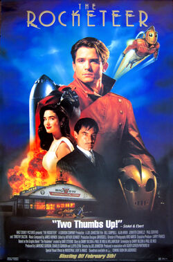 The Rocketeer 1991