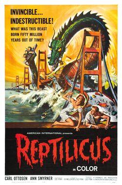 Reptilicus 1961