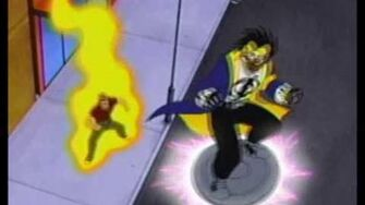 Static shock theme song