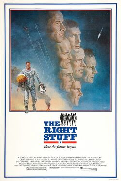 The Right Stuff 1983