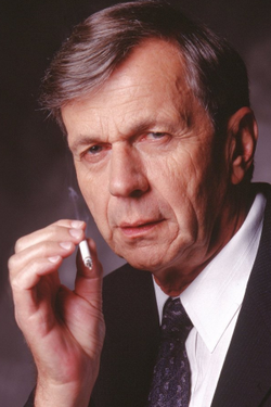 Cigarette Smoking Man - X-Files