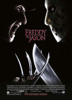 Freddy vs Jason 2003