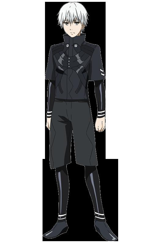 Vježba Kaneki_Root_A_anime_design_front_view
