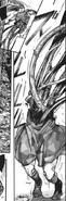 Kurona's regeneration