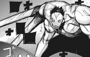 Amon's second kakuja form