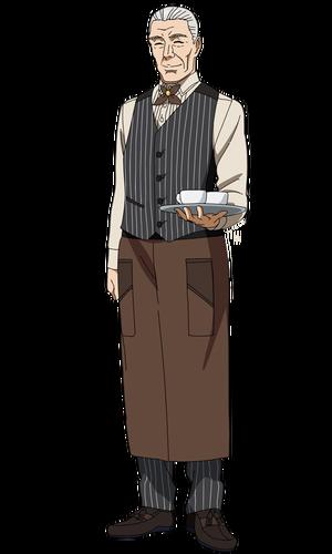 Yoshimura anime design front view