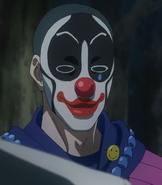 Nico's mask