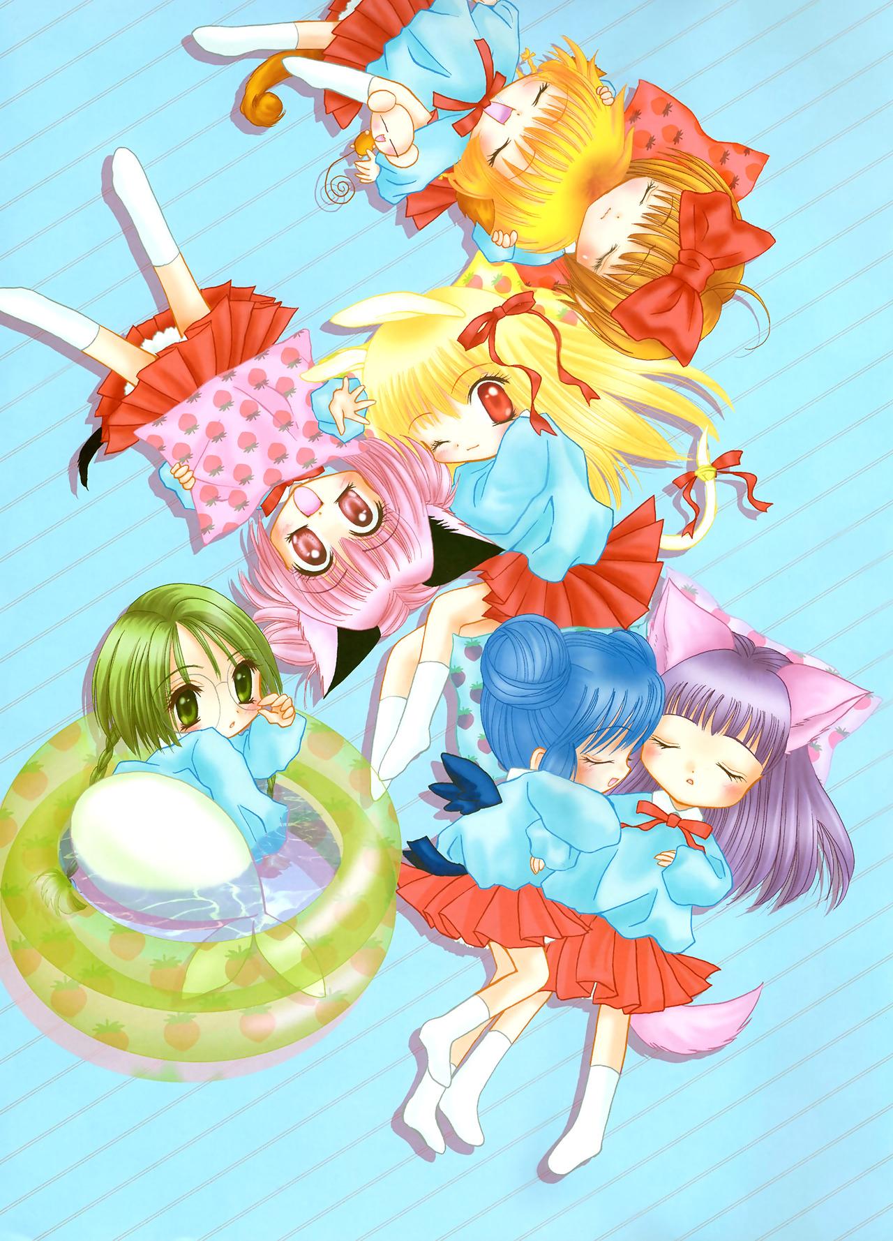 Petite Mew Mew Tokyo Mew Mew Wiki Fandom Powered By Wikia