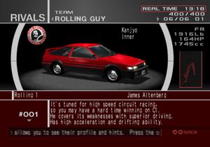 Rolling Guy 1