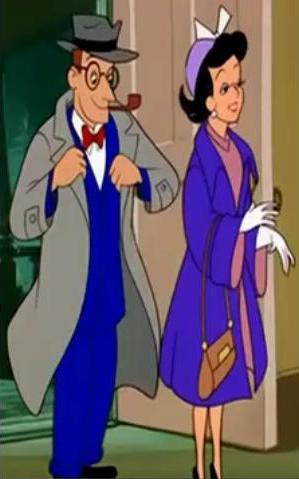 George and Joan