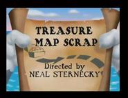 Treasure Map Scrap