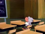 Little Mouse School - Tuffy looking