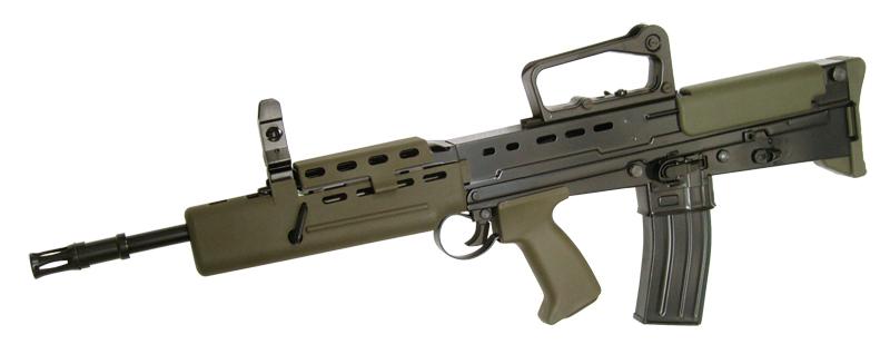 ICS L85A2 Assault Rifle AEG (ICS-85)