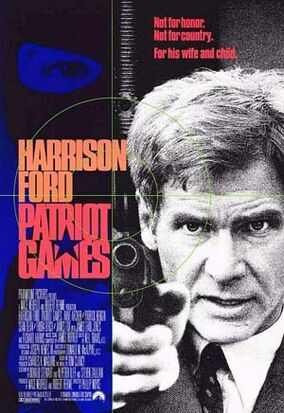 Patriot Games theatrical poster-1-