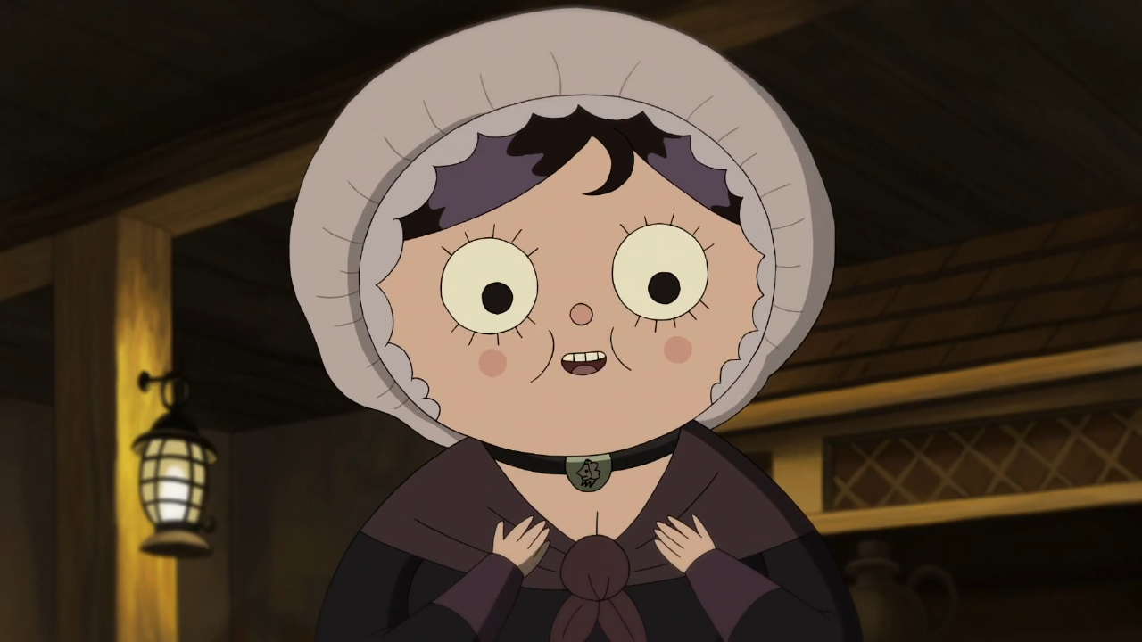 Tavern Keeper Over The Garden Wall Wiki Fandom Powered By Wikia