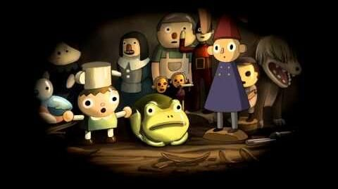 Over the Garden Wall - Theme Song (Into the Unknown - Full Version) HD