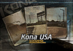Kona Loading Screen