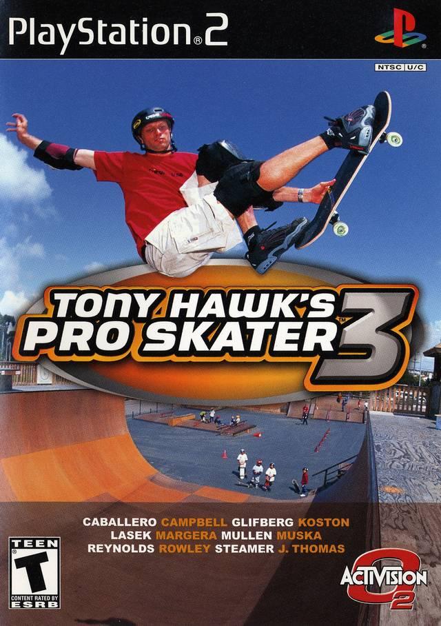Tony Hawk's Pro Skater 3 | Tony Hawk's Games Wiki | FANDOM ...