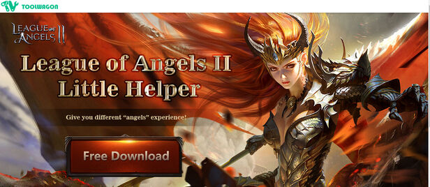 League of Angels 2 Helper