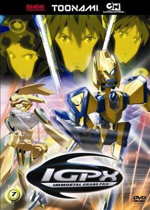 IGPX DVD