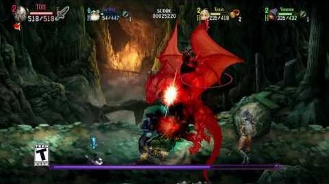 Toonami - Dragons Crown Game Review