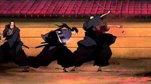 Samurai Champloo - First Toonami Promo