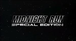 Midnight Run Special Edition