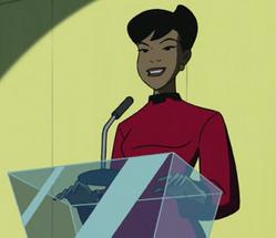 Joyce Carr (Batman Beyond)