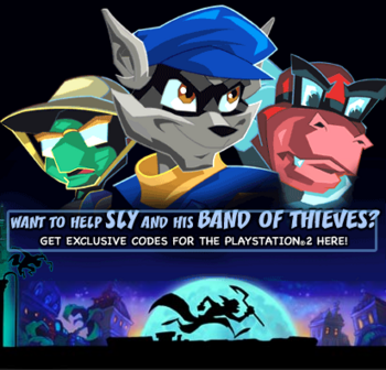 Sly 2 Giveaway