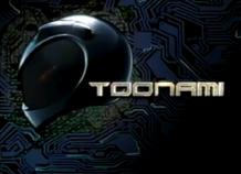 Toonami Logo (G Gundam Style)